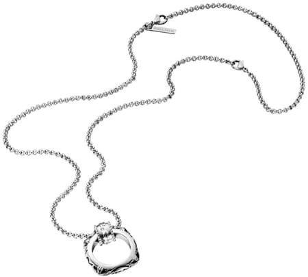 Police Férfi örökkévalóság PJ25704PSS / 01 nyaklánc