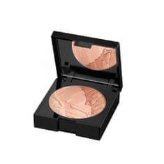 Alcina Puder brązujący z błyszczącymi pigmentami ( Kiss Powder) Sun ( Kiss Powder) 9 g