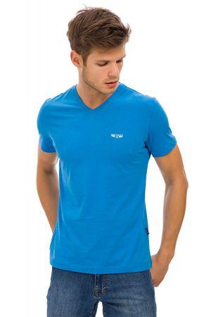 Galvanni pánské tričko Favo M modrá