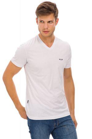 Galvanni T-shirt męski Favo XXL biały