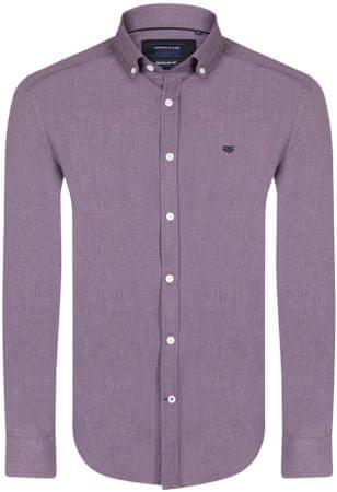 Giorgio Di Mare pánska košeľa GI496334 XXL fialová