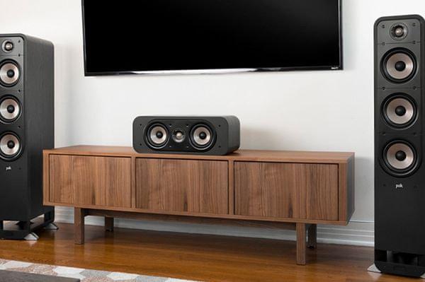 Reproduktor Polk Audio Signature S60e dynamic balance speciální konstrukce z MDF živější zvuk