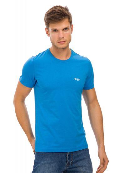 Galvanni pánské tričko Sliven M modrá