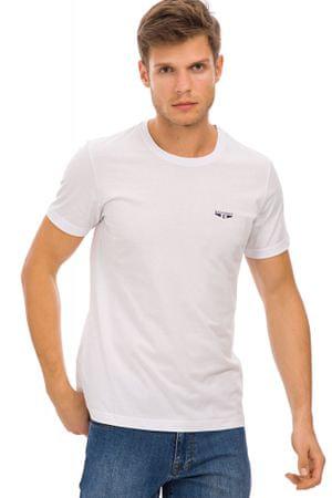 Galvanni pánské tričko Sliven XL bílá