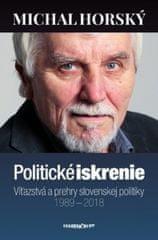 Horský Michal: Politické iskrenie - Víťazstvá a prehry slovenskej politiky