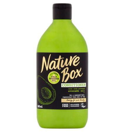 Nature Box Természetes haj balzsam Avocado Oil (Conditioner) 385 ml