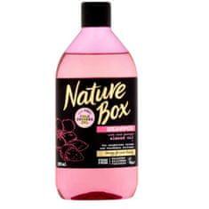 Nature Box Naturalny szampon do bezcieniowego Almond Oil (Shampoo) 385 ml