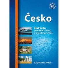 Školní atlas/Česká republika, 4.vydání