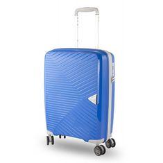 Travel and More potovalni kovček Unbreakable, mali, 36L