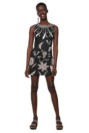 d97c7015c1 Desigual Női ruha Vest Kira Negro 19SWVWB3 2000 (méret 36)   MALL.HU