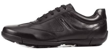 Geox tenisówki męskie Edgware 43 czarne