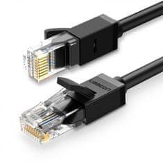 Ugreen kabel Cat6 UTP LAN, 1m, crni