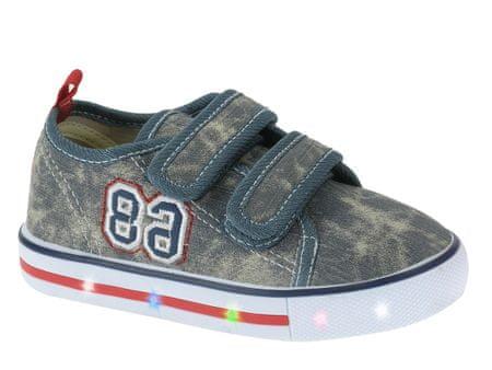 Beppi tenisice za dječake Canvas Shoe, 21, sive
