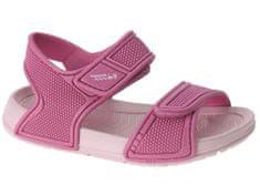 Beppi Dívčí sandály Sandal, růžová, vel. 25 - použité