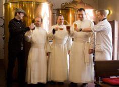 Allegria za tajemstvím Klášterního pivovaru
