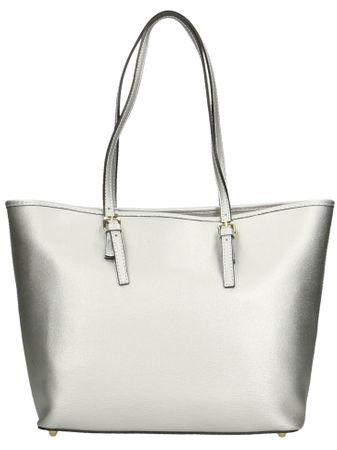 Arturo Vannini stříbrná kabelka