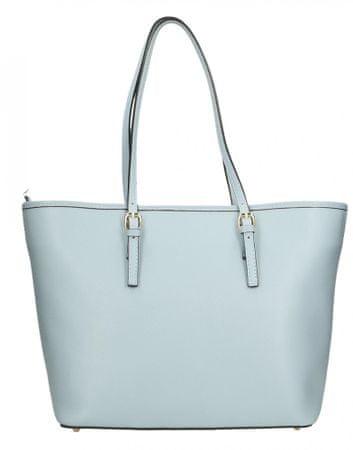 Arturo Vannini světle modrá kabelka