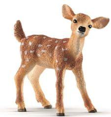 Schleich Barvni belorepi jelen