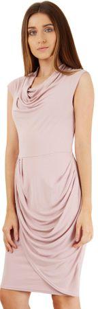 Closet London dámské šaty 42 ružová