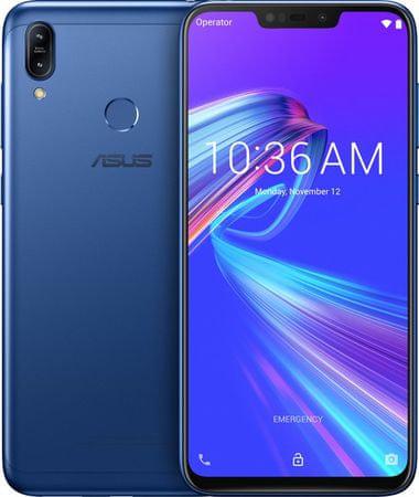 Asus ZenFone Max (M2) (ZB633KL), Space Blue