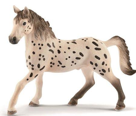 Schleich Hřebec Knabstruppského koně