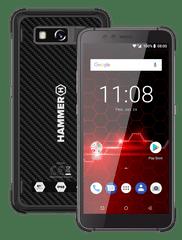 myPhone HAMMER BLADE 2 PRO, 6GB/128GB, černý