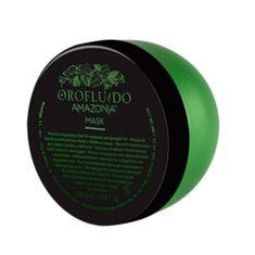Orofluido Uszkodzone włosy z keratyną Amazonia (Mask)