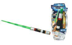 Unikatoy meč laser space, 70 cm, bat. bl. 25249