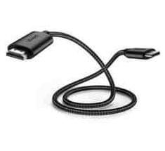 USAMS podatkovni kabel Type C na HDMI, 1.8m