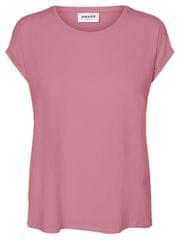 Vero Moda Damska koszulka Ava Plain Ss Top Ga Noos Foxglove
