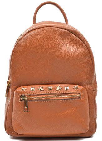 Mangotti női barna hátizsák