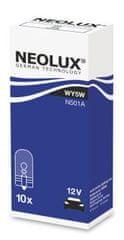 NEOLUX Žárovka typ WY5W, Standard 5W, W2.1x9.5d, (karton 10 ks)