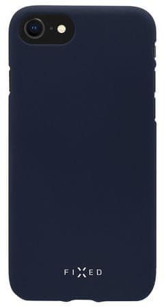 Fixed Zadní silikonový kryt Story pro Apple iPhone 7/8, modrý FIXST-100-BL