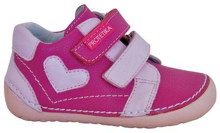 Protetika Pony lány bokacipő 20 rózsaszín