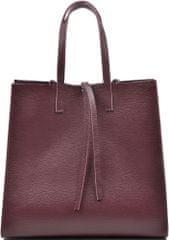 Mangotti fialová kabelka