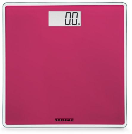 Soehnle waga cyfrowa Style Sense Compact Think Pink