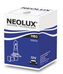 NEOLUX Žárovka typ HB3, Standard 60W, 12V, P20d