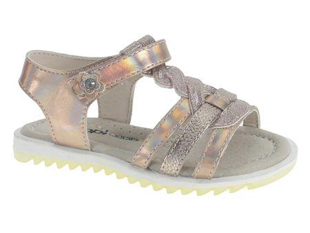 Beppi sandały dziewczęce Casual Sandal 25, różowy
