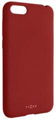 FIXED Zadný silikónový kryt Story pre Honor 7S, červený FIXST-295-RD
