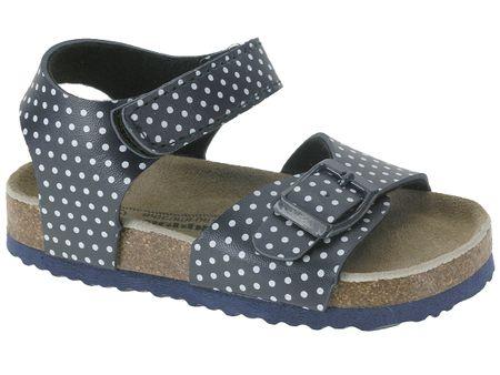 Beppi sandale za djevojčice Casual Sandal, 25, plave