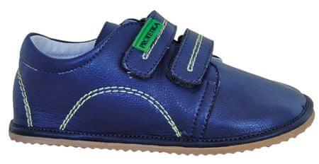 Protetika chlapecké barefoot boty Laredo 23 modrá