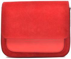 Mangotti červená crossbody kabelka