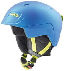 Uvex dziecięcy kask narciarski Manic Pro