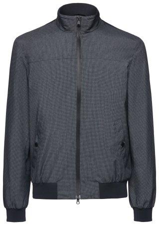 Geox férfi kabát Dayan 52 sötétszürke