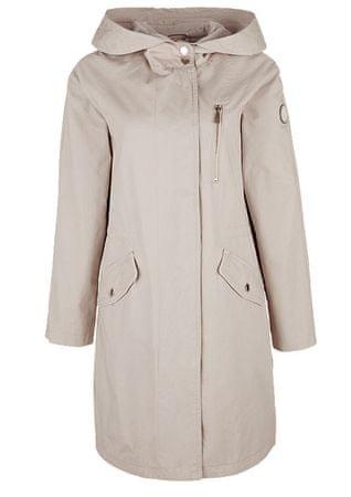 s.Oliver dámský kabát 44 béžová