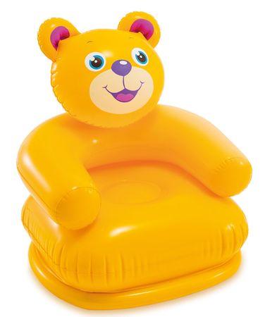 Intex madrac na napuhavanje kućni ljubimac, 68556, medvjedić