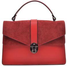 Mangotti torebka czerwona