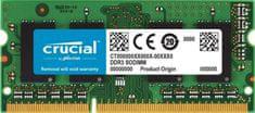 Crucial pomnilnik (RAM) Mac & PC DDR3 4GB, 1333MHz, SODIMM, CL9 (CT4G3S1339M)