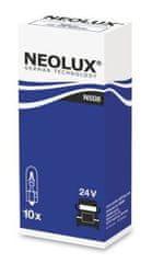NEOLUX Žárovka typ W1,2W, Standard 1,20W, 24V, W2x4.6d, (karton 10 ks)