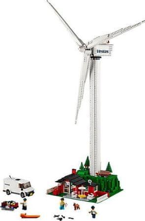 LEGO turbina wiatrowa Creator 10268 Vestas